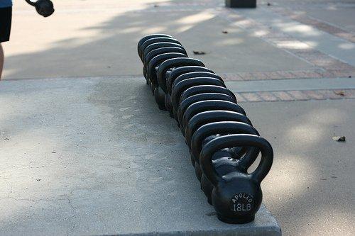 Entrenamiento físico con KettleBells para Artes Marciales 1