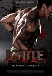 """Teaser al completo de """"BATTLE GAMES"""" 6"""
