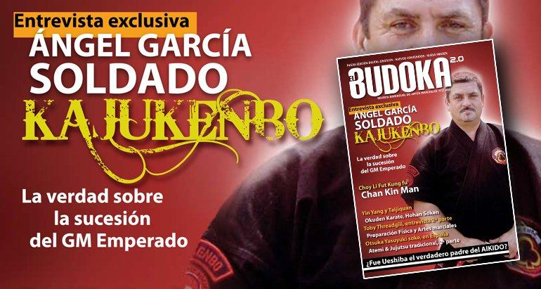 """Revista: Nº 2 de """"El Budoka 2.0"""" 1"""