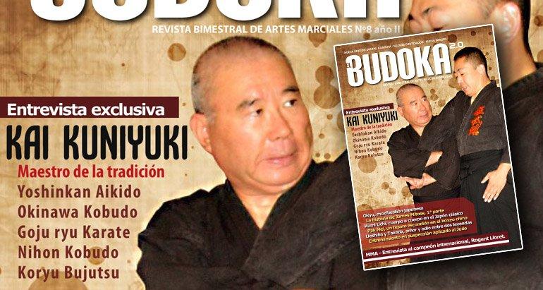 """Revista """"El Budoka"""" edición de Marzo-Abril 1"""