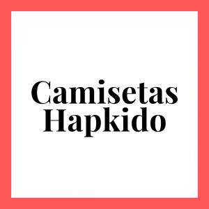 Camisetas de Hapkido