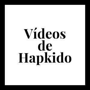Videos Hapkido