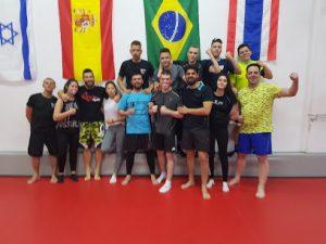 Ronin escuela de artes marciales, defensa personal y deportes de contacto. 29