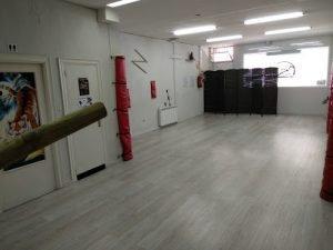 Escuela Luo Fu Shan - Kung Fu, Artes Marciales, Qigong. Gimnasio Salamanca 9