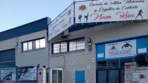 Escuela De Artes Marciales NAM KUN 7
