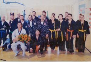 Taekwondo y Hapkido en vila real Gimnasio Chang Mu 44
